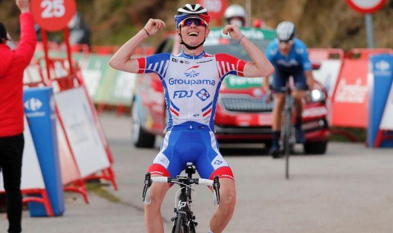 Tour d'Espagne - David Gaudu s'offre la 11e étape, Guillaume Martin 5e