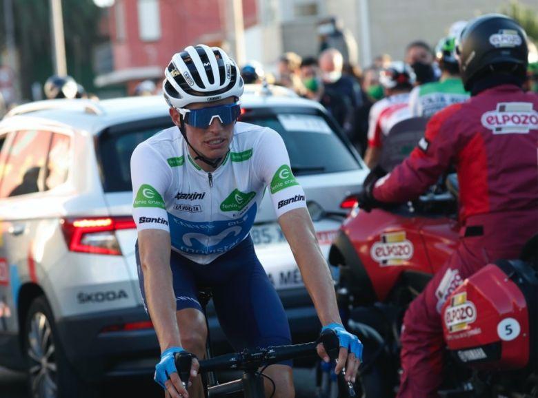 Tour d'Espagne - Enric Mas, 8e : «J'avais d'excellentes sensations»
