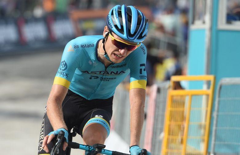 Tour d'Espagne - Aleksandr Vlasov : «Je me sentais plutôt bien»