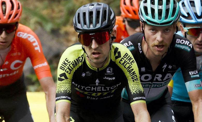 Tour d'Espagne - Mikel Nieve, 11e  : «Ni très bien, ni très mal»