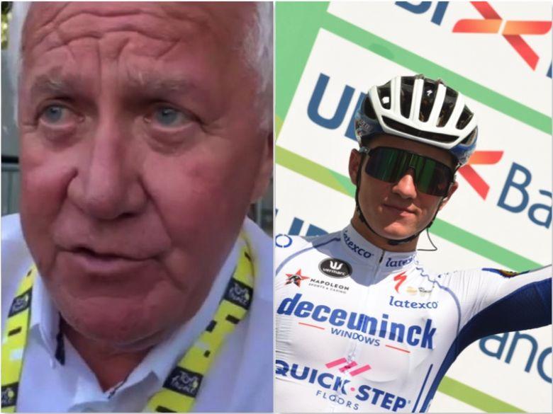 Tour de France - Lefevere : «Evenepoel au Tour ? Tout dépend des JO»