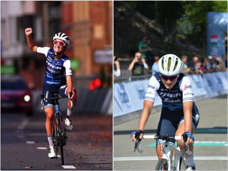 Route (F) - Deignan et Longo Borghini rempilent avec Trek-Segafredo