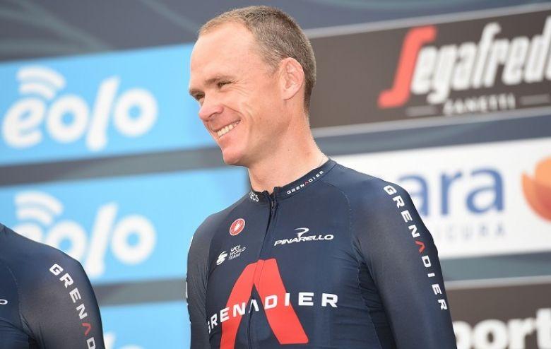 Tour de France - Chris Froome : «Ce parcours est plus équilibré... »