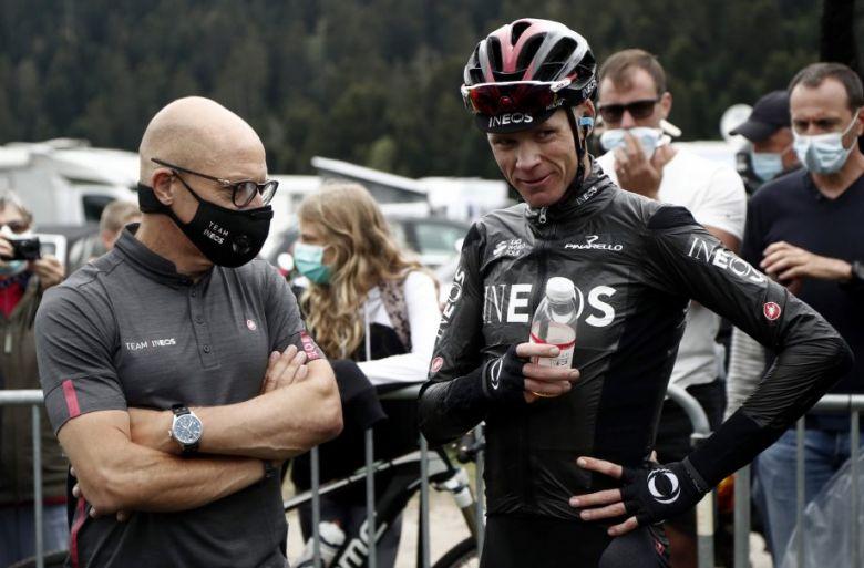 Route - Chris Froome : «Croyez-moi, je suis encore loin d'être fini !»