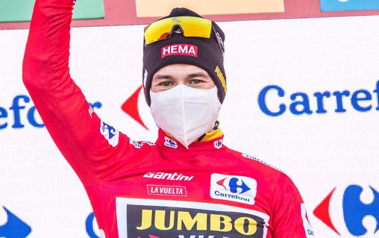 Tour d'Espagne - Primoz Roglic : «Il vaut mieux être 39» devant«