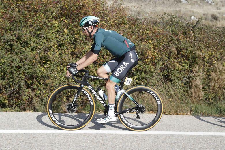 Tour d'Espagne - Grossschartner : «Je m'attendais à un peu mieux»
