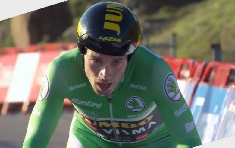Tour d'Espagne - Roglic reprend la main : le résumé de la 13e étape