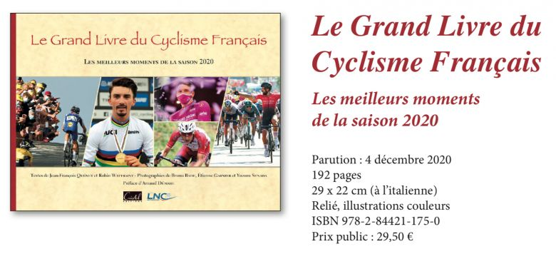 Livre - «Le Grand Livre du Cyclisme Français» a fêté sa 10e année