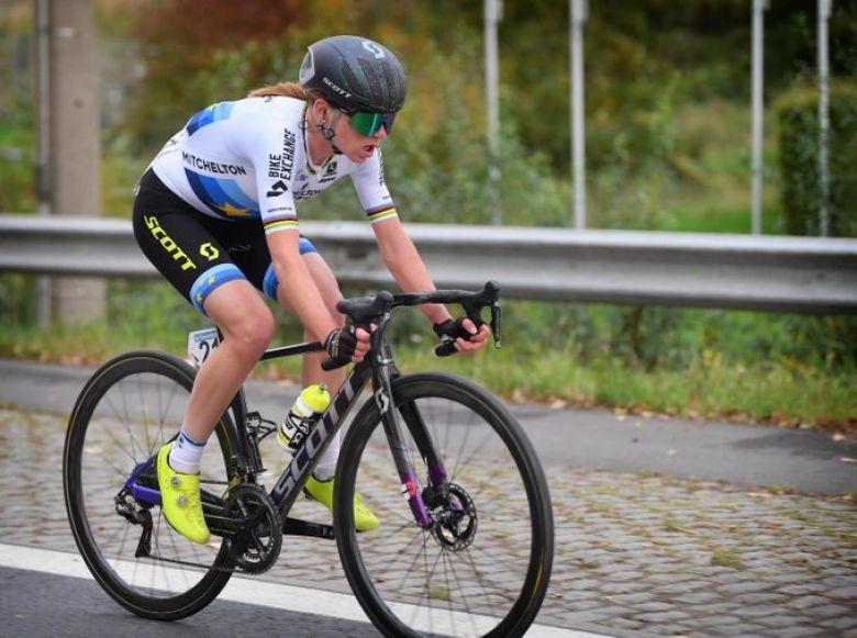 Challenge by La Vuelta - Mitchelton-Scott avec Annemiek van Vleuten