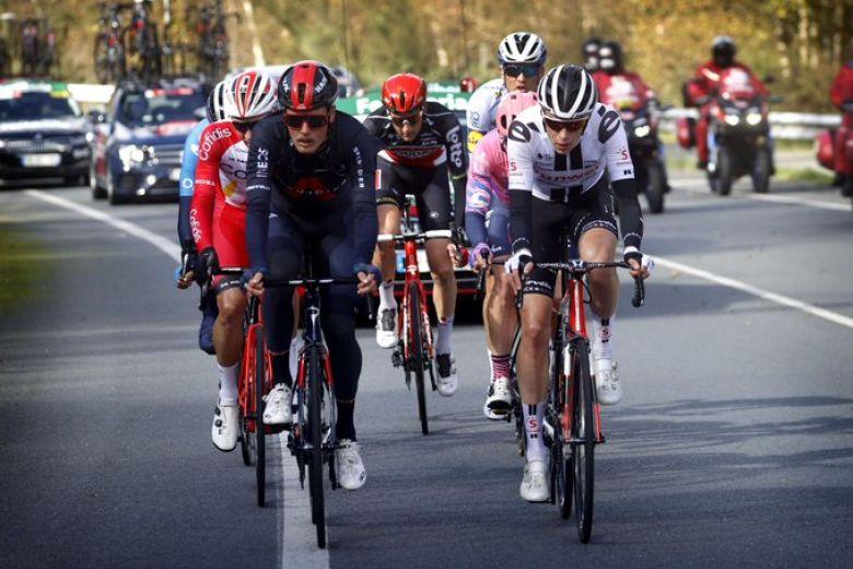 Tour d'Espagne - Arensman, 6e : «Je peux être fier de ma performance»