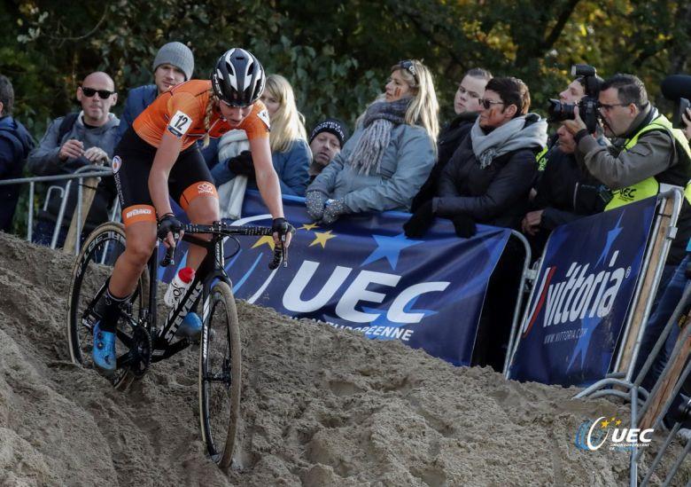 Cyclo-cross - Europe - LIVE VIDEO La course femmes en direct
