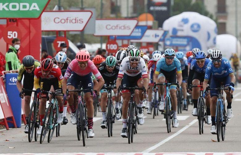 Tour d'Espagne - Cort Nielsen devant Roglic, les regrets de Cavagna !