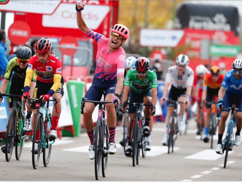 Tour d'Espagne - Cort Nielsen : «Je n'étais pas très confiant...»