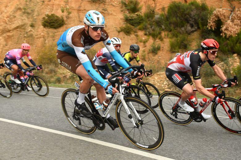Tour d'Espagne - Dorian Godon, 7e : «Je ne pouvais pas faire mieux»