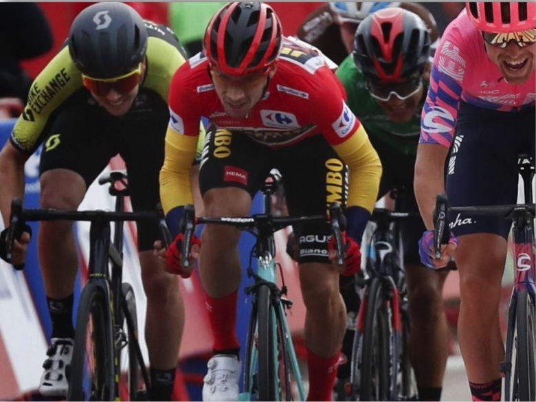 Tour d'Espagne - Roglic : «Je veux être le coureur le plus complet»