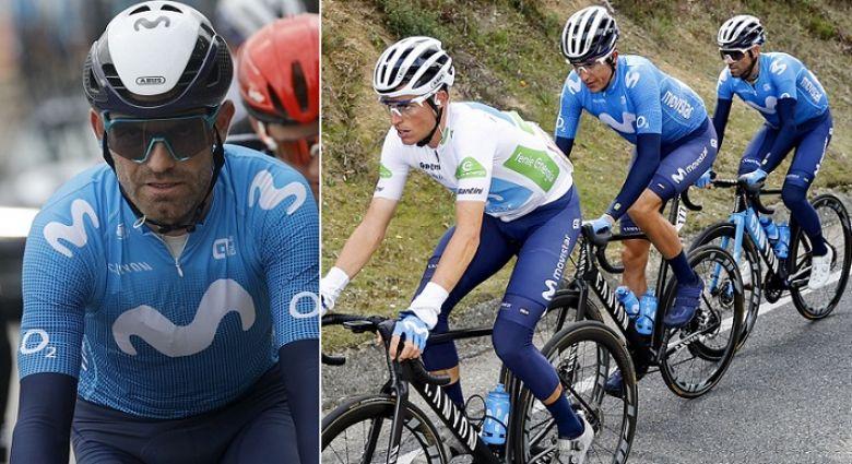 Tour d'Espagne - Rojas : «La Movistar n'aura rien à perdre samedi»