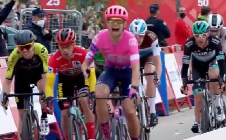 Tour d'Espagne - Cort Nielsen, Cavagna... le résumé de la 16e étape