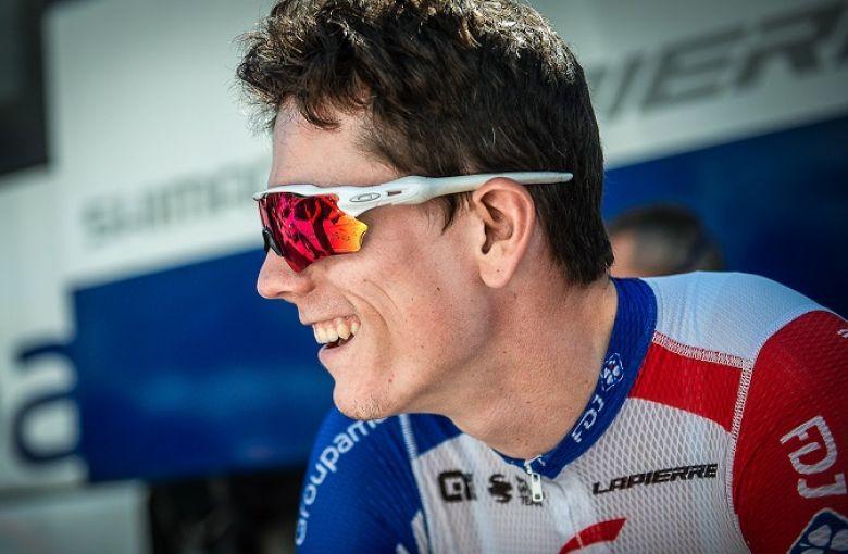Tour d'Espagne - David Gaudu : «Je ne sais pas si je suis un champion»