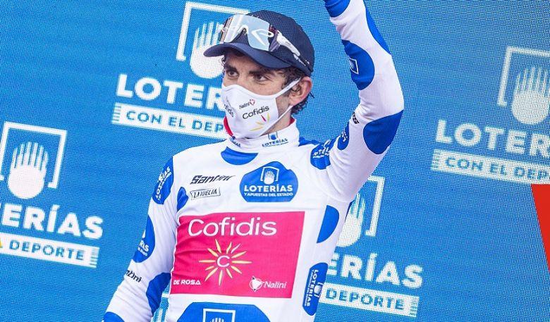 Tour d'Espagne - Guillaume Martin : «J'aurai au moins tenté... »