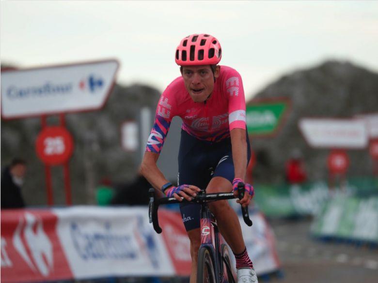Tour d'Espagne - Hugh Carthy, 3e de La Vuelta : «Je ne regrette rien»