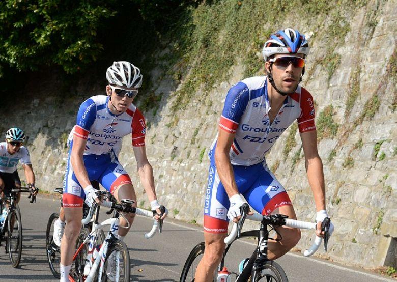Route - Thibaut Pinot : «David Gaudu est fait pour être un leader !»