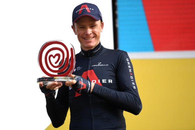 Tour d'Espagne - Chris Froome : La Vuelta 2011, 11 ans et des adieux !