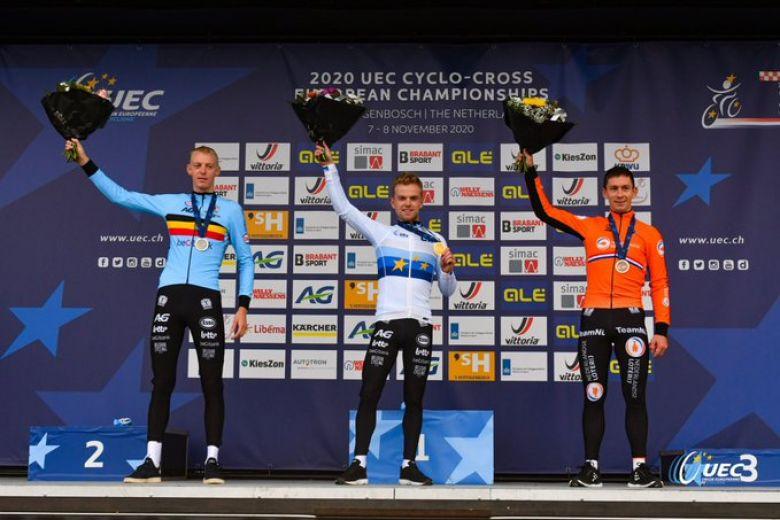 Cyclo-cross - Europe - Eli Iserbyt : «C'était un véritable objectif»