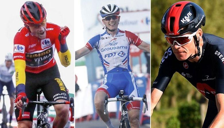 Tour d'Espagne - Roglic, Gaudu, Froome... le bilan de «nos» favoris !