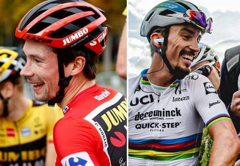 Classement UCI - Primoz Roglic n°1 mondial, la France meilleure nation