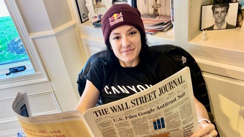 Transfert (F) - Chloé Dygert rejoint Canyon-SRAM pour quatre ans