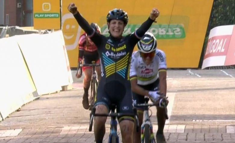Superprestige - Lucinda Brand devance Ceylin Alvarado au sprint à Niel