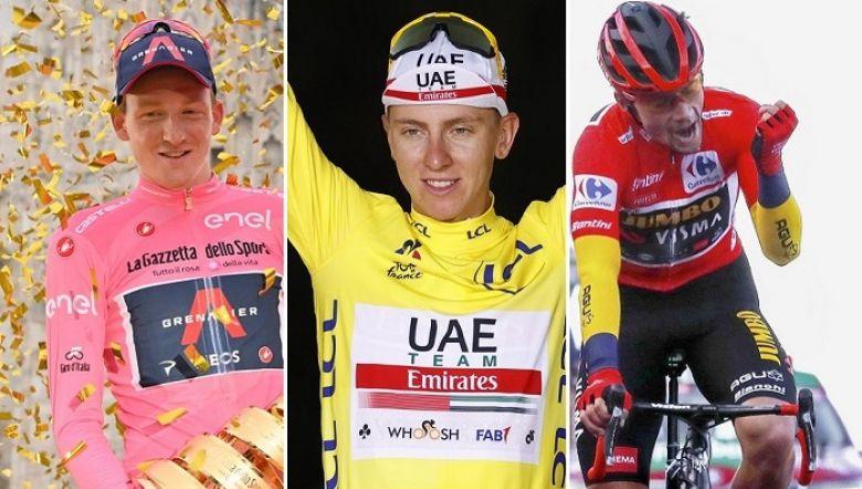 Sondage - Quel Grand Tour avez-vous préféré ? Tour, Giro ou Vuelta ?
