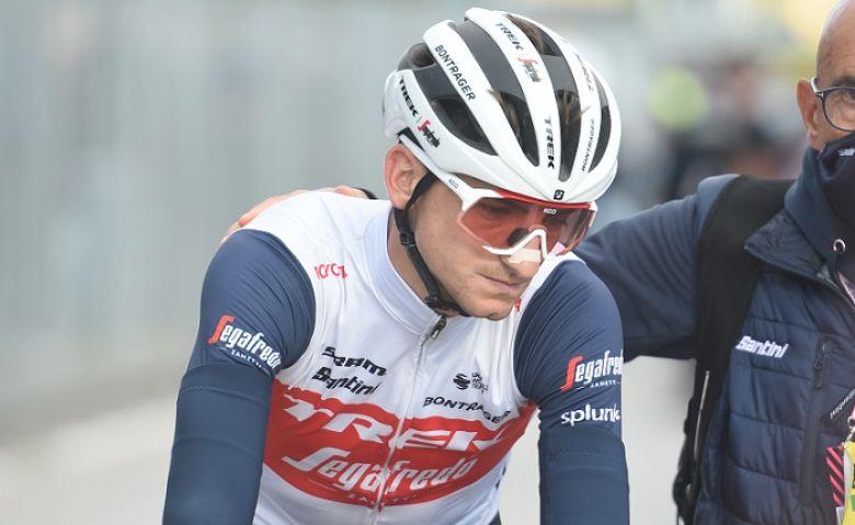 Infirmerie - Gêné pour respirer, Giulio Ciccone a été opéré du nez