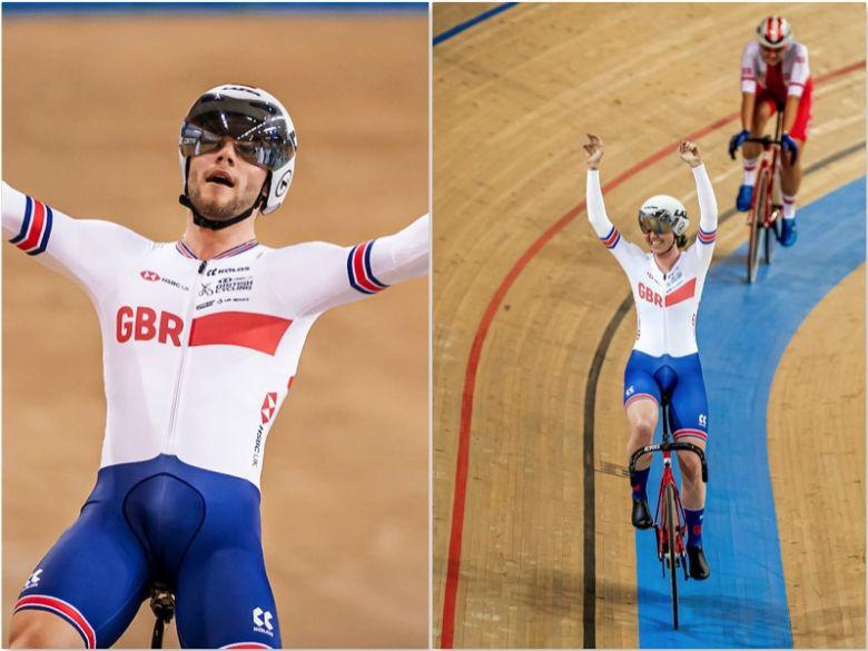 Piste - Europe - La Grande-Bretagne gagne le classement des médailles