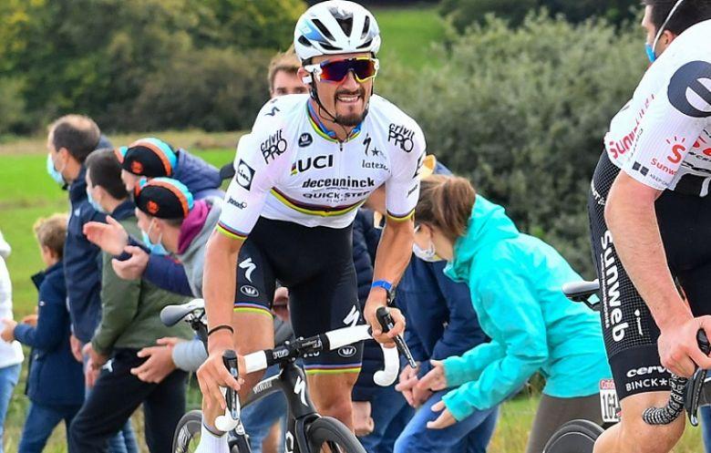 Route - Alaphilippe : «S'il y en a qu'une à gagner, ce serait le Tour»
