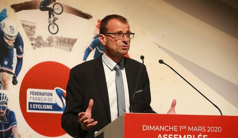 FFC - Michel Callot «veut la levée de la limite d'un km du domicile»
