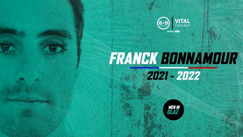 Transfert - Franck Bonnamour rejoint la B&B Hotels-Vital Concept