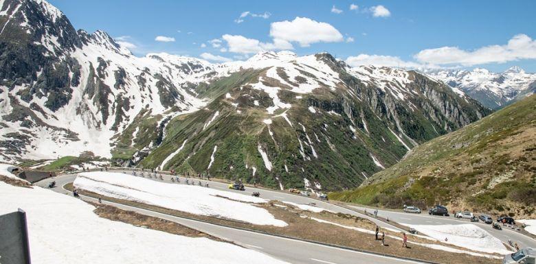 Tour de Suisse - La quatrième étape s'achèvera finalement à Gstaad