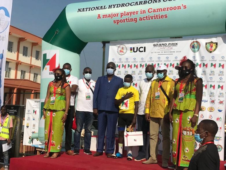 GP Chantal Biya - Mugisha gagne la 4e étape et se rapproche du sacre