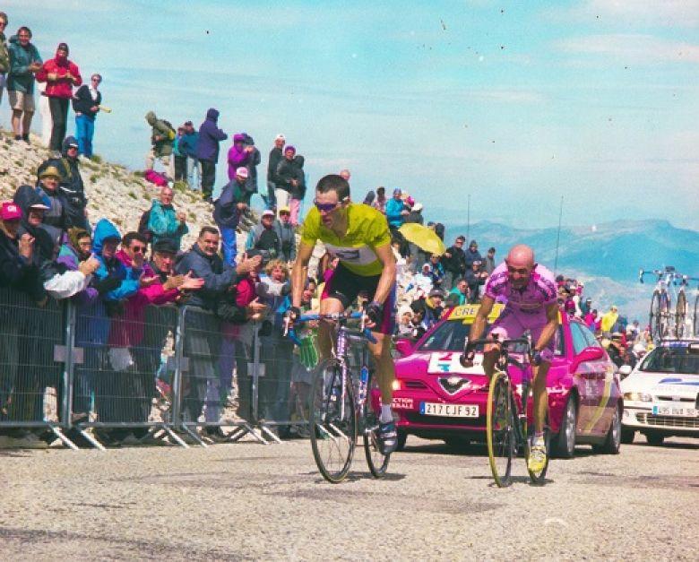 Route - Le vélo sur le Tour 2000 de Marco Pantani mis aux enchères