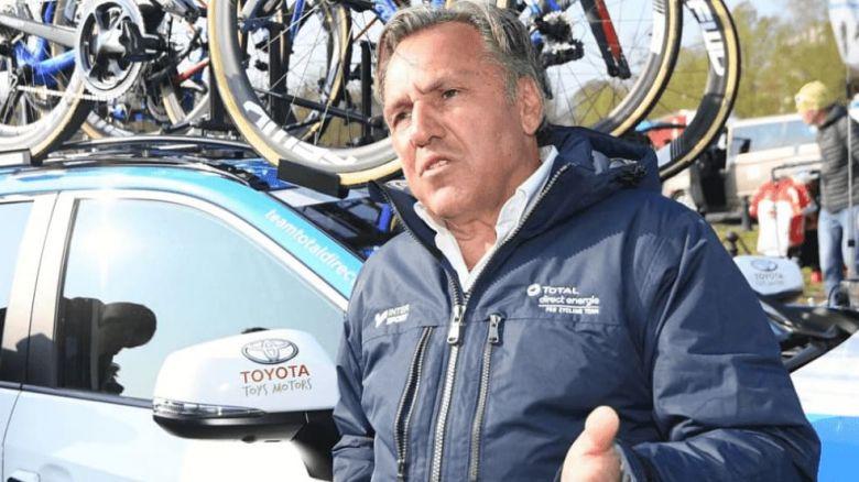 Route - Bernaudeau : «Fier que Total Direct Energie soit attractif»