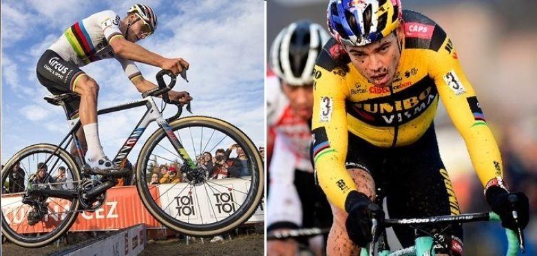 Cyclo-cross - Van Aert : «J'ai hâte d'affronter Mathieu van der Poel»