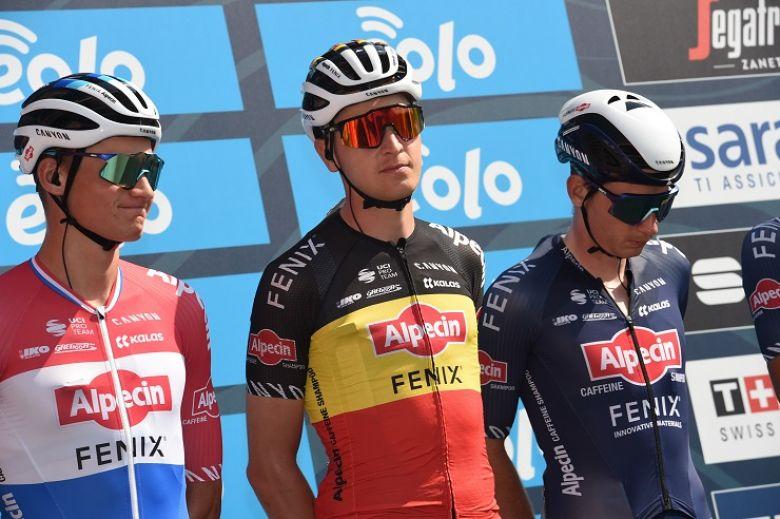 Route - Tour et Vuelta mais pas de Giro en 2021 pour Alpecin-Fenix ?