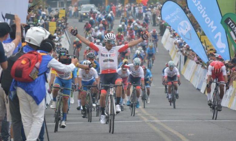 Tour de l'Équateur - Byron Guama s'impose, Cristian Toro reste leader
