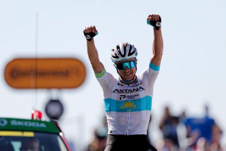 Route - Alexey Lutsenko a prolongé, Astana boucle son effectif