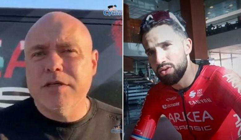 Tour de France - Hubert : «Bouhanni doit être au départ du Tour 2021»