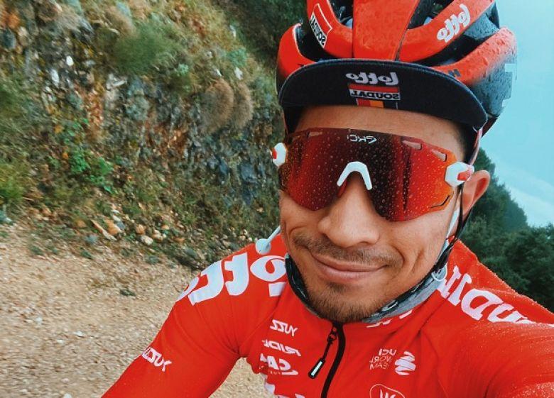 Route - L'Australien Caleb Ewan a repris le chemin de l'entraînement