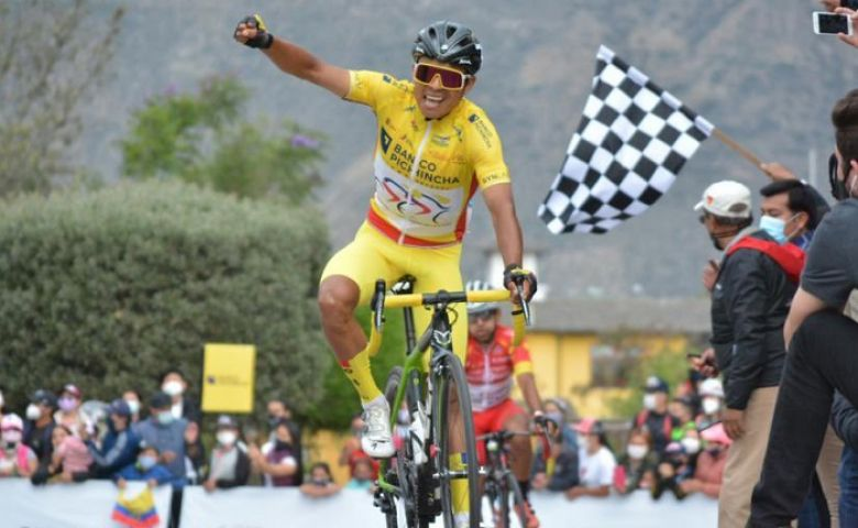 Tour de l'Équateur - La der pour Santos, Santiago Montenegro sacré