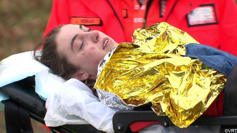 Cyclo-cross - Shirin van Anrooij à l'hôpital après une grosse chute