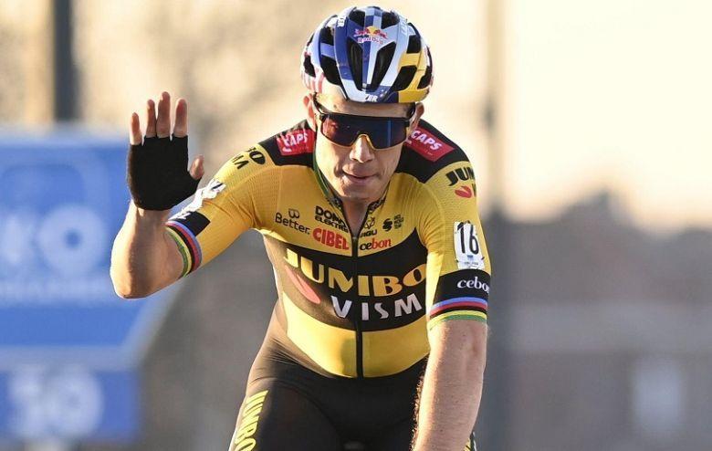 Cyclo-cross - Van Aert : «J'étais à la limite pendant toute la course»